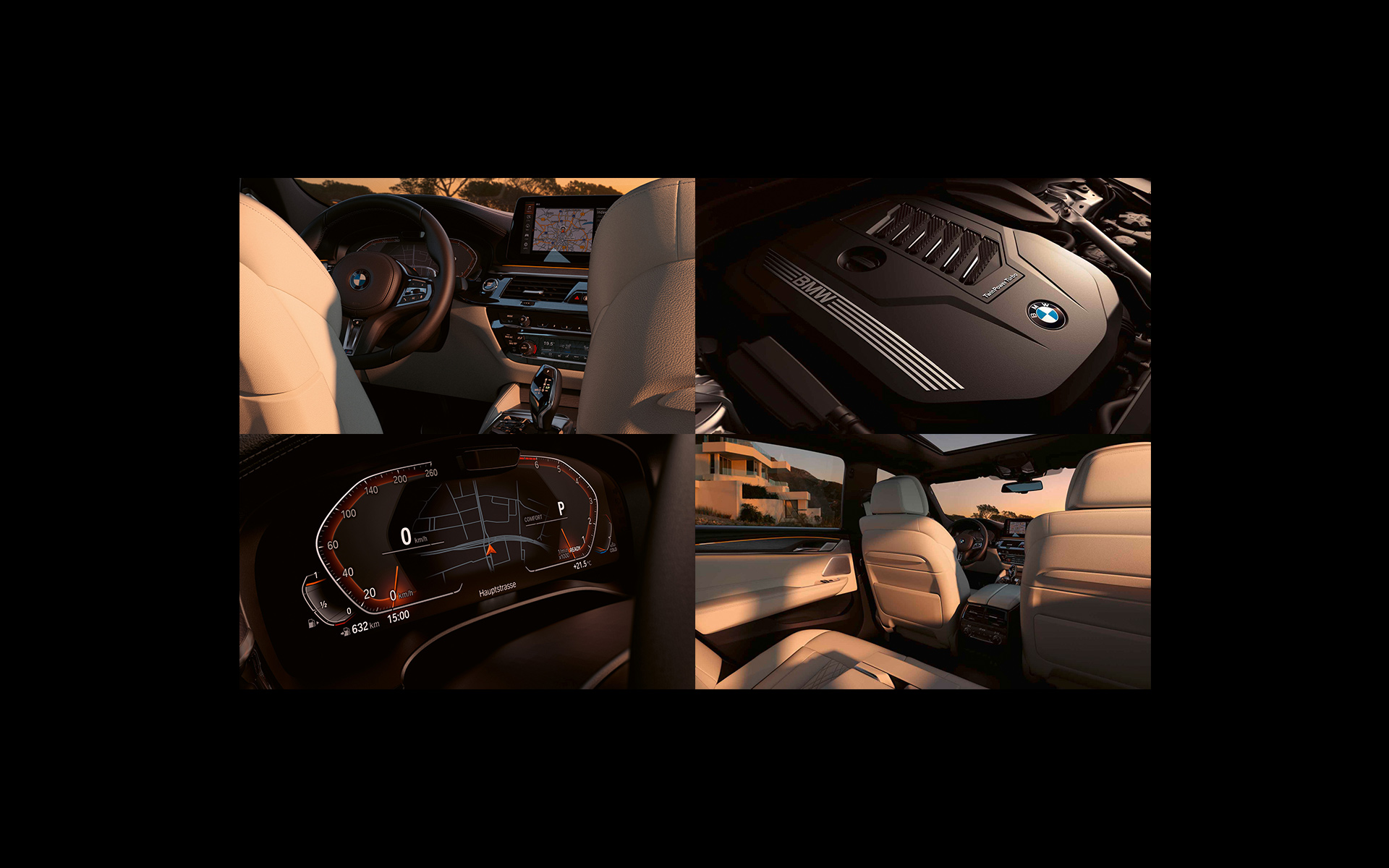 bmw the 6 gt