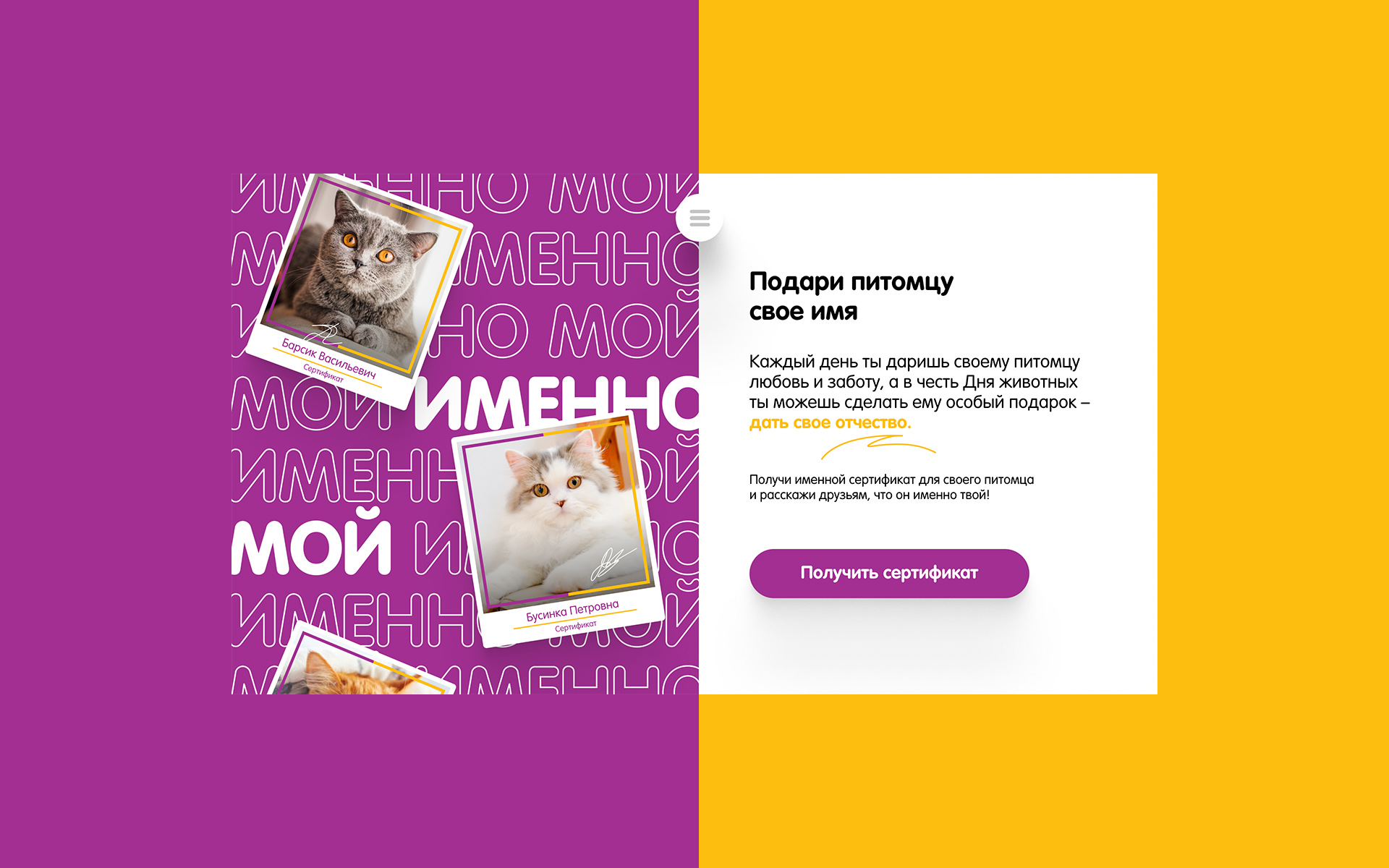 whiskas pedigree website